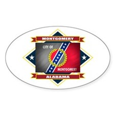 Montgomery Flag Decal