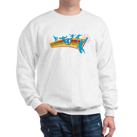 Heroes 4 Sale B Sweatshirt