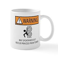 Spontaneous Prince Charming Mug