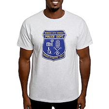 Kansas City Police ID Unit T-Shirt