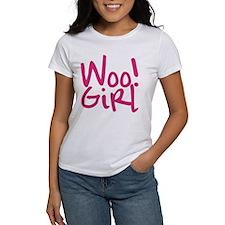 Woo! Girl - Tee