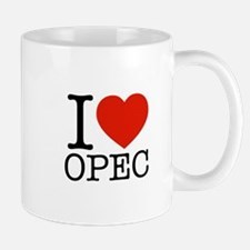 I Love OPEC Mug