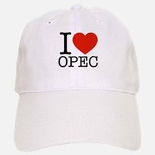 I Love OPEC Baseball Baseball Cap