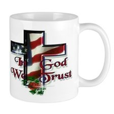 IN GOD WE TRUST Small Mug