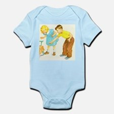 Dick and Jane Infant Bodysuit