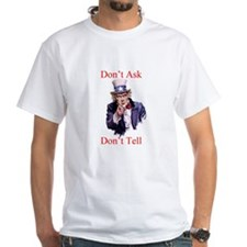Cool Don't ask, don't tell Shirt