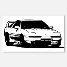 MKIII Toyota Supra Decal