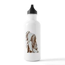 native american Water Bottle