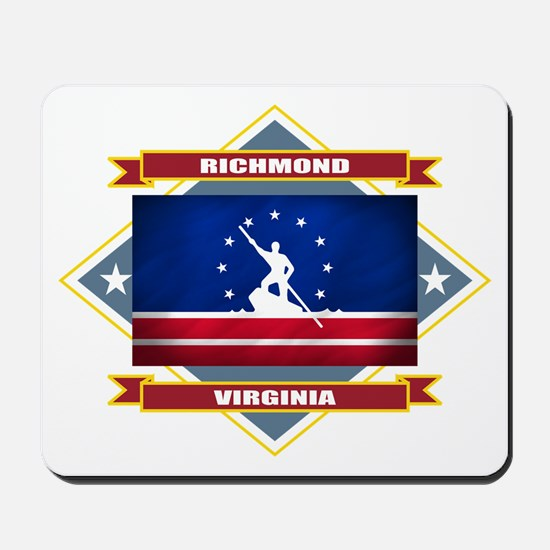 Richmond Flag Mousepad