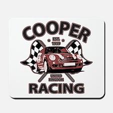 Cooper Racing Mousepad