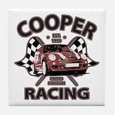 Cooper Racing Tile Coaster