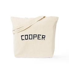 Cooper Vintage Tote Bag