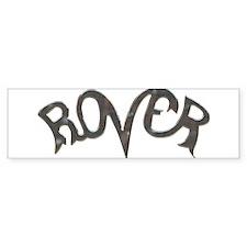 Rover Bumper Sticker