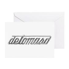 Detomaso Greeting Cards (Pk of 10)