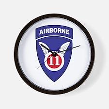 Airborne Wall Clock