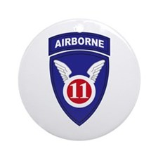 Airborne Ornament (Round)