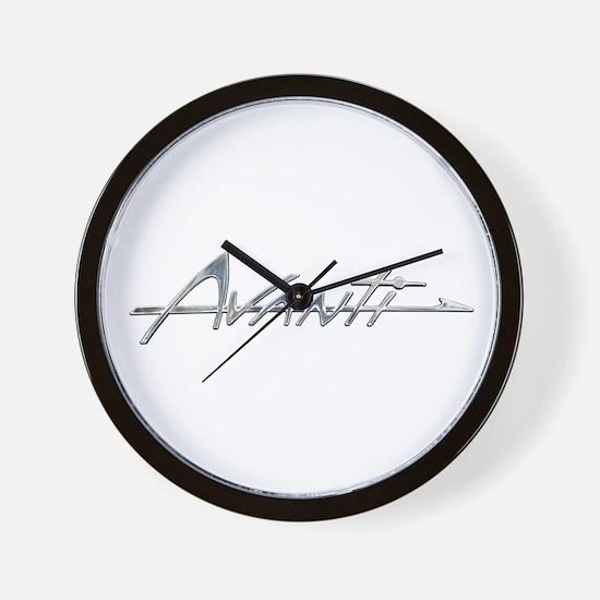 Avanti Wall Clock