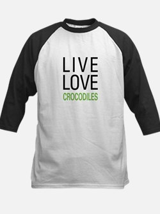 Live Love Crocodiles Tee