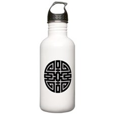 Chinese Longevity Water Bottle