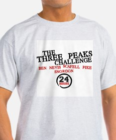 Three Peaks Challenge 24hrs T-Shirt