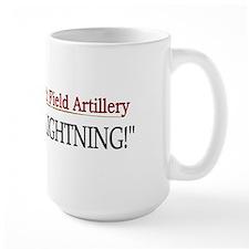 1st Bn 7th Field Artillery Mug