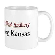 1st Bn 7th Field Artillery Mug