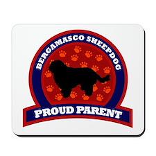 Bergamasco Sheepdog Mousepad