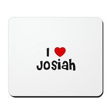 I * Josiah Mousepad