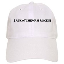 Saskatchewan Rocks! Baseball Cap