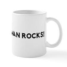 Saskatchewan Rocks! Mug