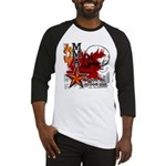 Blood in, Blood out MMA Baseball Jersey