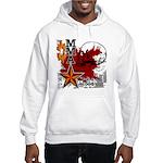 Blood in, Blood out MMA Hooded Sweatshirt
