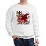 Blood in, Blood out MMA Sweatshirt