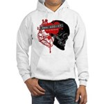 MMA Addict, In the Blood Hooded Sweatshirt