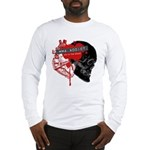MMA Addict, In the Blood Long Sleeve T-Shirt