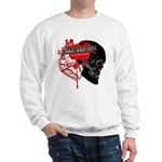 MMA Addict, In the Blood Sweatshirt