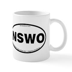 Northern Saw-whet Owl items Mug