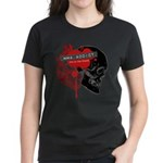 MMA Addict, In the Blood Women's Dark T-Shirt