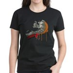 Fist, free to good home MMA Women's Dark T-Shirt