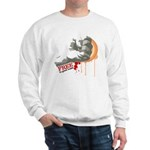 Fist, free to good home MMA Sweatshirt