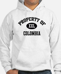 Property of Colombia Hoodie