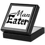 Man Eater Keepsake Box