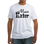 Man Eater Fitted T-Shirt