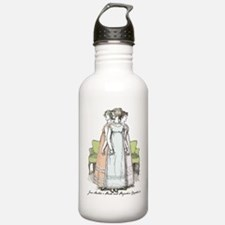 Pride and Prejudice Chapter 2 Water Bottle