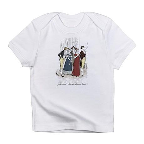 Pride and Prejudice Chapter 3 Infant T-Shirt