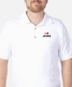I * Jovani Golf Shirt