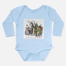 Pride & Prejudice Chapter 6 Long Sleeve Infant Bod