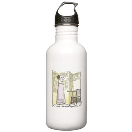 Pride & Prejudice Ch 8 Stainless Water Bottle