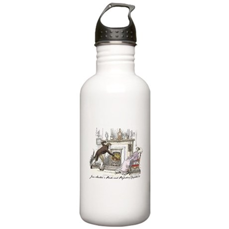 Pride & Prejudice Ch 11 Stainless Water Bottle 1.0