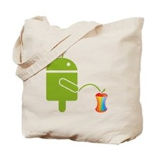 Cute Droids Tote Bag